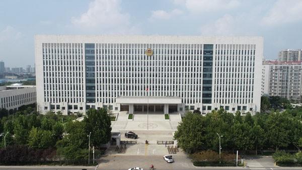 菏泽市政府(反恐)应急中心及公安指挥中心