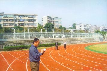 400米塑胶跑道 -体育设施项目之二